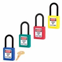 Buy cheap keyed alike padlock sets Aluminum Padlock , Safety Lockout Xenoy Padlock free market united states from wholesalers