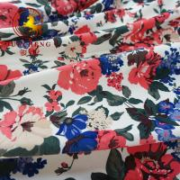 Buy cheap Flower Design Printed Knitted Sofa Fabric Velvet Wholesale from wholesalers