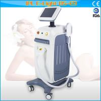 Buy cheap Ladies Facial  IPL Laser Hair Removal Machine , Professional Laser Hair Removal Equipment from wholesalers