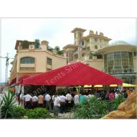 Buy cheap Red Roof Cover Outdoor Event Tent Garden Marquee Hire ISO CE Certification from wholesalers