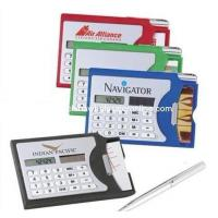 Buy cheap Business Card Holder Electronic Calculator from wholesalers