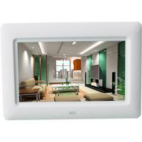 Buy cheap 7 digital photo frame with multi-function from wholesalers