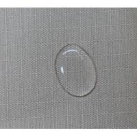 Buy cheap Custom Polyester Gabardine Fabric , PU / PVC Coated Waterproof Polyester Fabric product