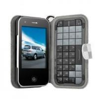 Buy cheap Quad Band T2000 Qwerty Keyboard Mobile Phone with WiFi TV Dual SIM Java product
