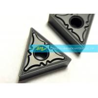 Buy cheap Carbide Cnc Turning Inserts TNMG160408 For Cast Iron High Speed Turning Triangle Carbide Inserts product