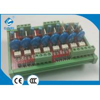 Buy cheap 16 Way PLC SCR Module Control Board Release Overload Anti - Interference Circuit from wholesalers