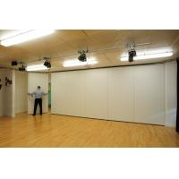 Buy cheap Acoustic Sliding Folding Movable Partition Walls For Meeting Room from wholesalers