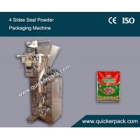 Buy cheap Automatic Four Sides Seal Bag Pepper Powder Packaging Machine from wholesalers