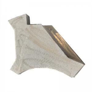 Buy cheap Irregular High Chromium Bimetallic Composite Wear Plates 65HRC product
