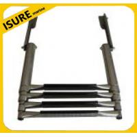 Buy cheap Marine/boat/yacht ladder with the slide  swim platform ladder,stainless steel from wholesalers