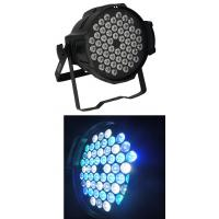 Buy cheap 3W 54 RGBW LED Par Can Lights , LED Stage Lighting 8 Channels For Disco from wholesalers