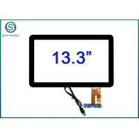 Buy cheap 13.3 Windows Linux Android Usb Capacitive Touch Panel For Commercial Displays from wholesalers