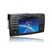 Buy cheap OEM Double Din 7 Inch DVD GPS Player with DVB-T / ISDB-T / Can-Bus for BENZ R300, R350 from wholesalers