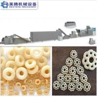Buy cheap Fully automatic stainless steel pani puri making machine 3d 2d pellet snack food from wholesalers