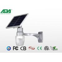 Buy cheap Lawn Outdoor Led Street Lights , Solar Powered Led Street Lights For Villa / Garden from wholesalers