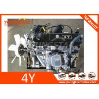 Buy cheap Complete Engine Cylinder Block For Toyota 3Y 4Y 1RZ  2RZ  3RZ Toyota Forklift Engine product