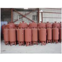 Buy cheap 30 Gallon Air Compressor Replacement Tank , Air Compressor Vertical Tank With Legs product