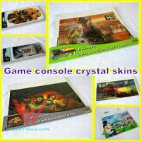 Buy cheap Video Game Console Crystal Skin Accessories from wholesalers