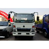 Buy cheap Sinotruck 4 x 2 Light  Duty Commercial Trucks Loading 8 Ton Cargo from wholesalers