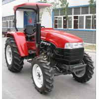 Buy cheap LUZHONG tractor new model LZ604,LZ654,12F+12Rshift,8.3-24/14.9-28 big tire,flat floor from wholesalers