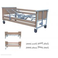 Buy cheap 4 Motors Hospital Type Beds For Home, Single Adjustable Beds For The Elderly from wholesalers
