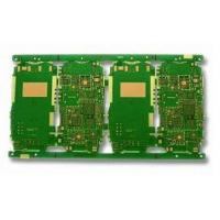 Buy cheap Custom OEM 6 Layers CEM-1 CEM-3 Multilayer PCB Fabrication from wholesalers