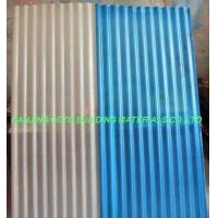 Buy cheap GFRP Roofing Corrugated Sheet (GFRP) from wholesalers