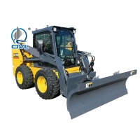 Buy cheap ISO CCC Compact Wheel Loader XT750 Skid Steer Loader, Bucket 0.55m3 , Load Weight 870kg from wholesalers