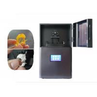 Buy cheap Rapid Prototyping SLA Jewelry Wax Printer 5 Inch Color Touch Screen DLP Texas Instruments from wholesalers