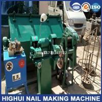 Buy cheap Widely Used in Kenya Automatic Nail Making Machine from china from wholesalers
