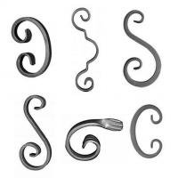 Buy cheap wrought iron components from wholesalers