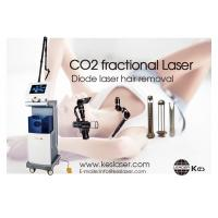 Buy cheap Co2 Fractional Laser Machine , Vaginal Rejuvenation Cold Laser Therapy Machine MED-870+ from wholesalers