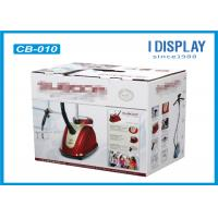 Retail White Cardboard Extra Large Gift Boxes For Vacuum Cleaner