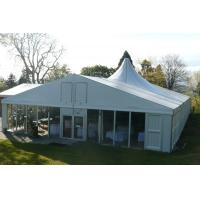Buy cheap Economical Large Wedding Tents With Decoration High Pressed Aluminum Alloy Frame from wholesalers