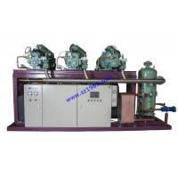 Buy cheap screw compressor rack refrigeration equipment for cold room from wholesalers
