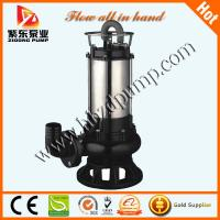 Buy cheap Non-clog submersible sewage pump for dirty water from wholesalers