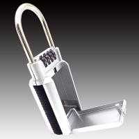 Buy cheap Digital Password Key Master Security Cable Lock Box Sliver Zinc Alloy from wholesalers