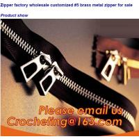 Buy cheap length 50 cm nylon Invisible zipper for Sewing cushion zipper garment accessories from wholesalers
