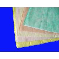 Buy cheap High Efficiency Pocket Air Filters Meltblown Material Inside Disposable from wholesalers