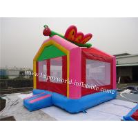 Buy cheap butterfly mini bouncy castle , air bouncer inflatable trampoline , bouncer castle house from wholesalers