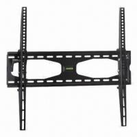 Buy cheap LED/LCD TV Wall Mount, VESA Measures 600x600mm, Unique Tilting Design, Strong Loading Construction from wholesalers