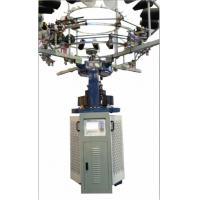 Buy cheap Double Jersey Jacquard Small Circular Knitting Machine For High Elastic Polyester from wholesalers