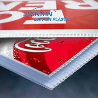 Buy cheap New Corflute Sign Board/ Correx Sign/ Coroplast Sign Printing from wholesalers