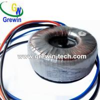 China high efficiency audio toroidal transformer /toroidal current transformer on sale