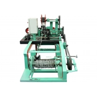 Buy cheap Single 2.2kw 355r/Min 2.8mm Barbed Wire Mesh Machine from wholesalers