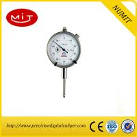 Buy cheap Small Ring Inch Micron Dial Indicator Gauge 0-1 inch high accuaracy from wholesalers