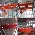 Buy cheap QD type electromotive double girder crane, bridge crane is slow from wholesalers