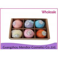 Buy cheap Stress Relief Perfumed Natural Bath Bombs Without Citric AcidSlowly Dissolving from wholesalers