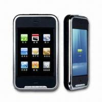 Buy cheap 16GB 2.8-inch QVGA Touchscreen MP4/MP3 Player with Optional Camera, Supports A-B Repeat Function from wholesalers