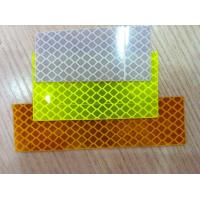 Buy cheap License plate Grade reflective sheeting product